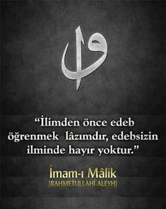 #hadis #resimlihadis #HzMuhammed - corek-otu-yagi.com - SaimÇOLAK - #corekotuyagicom #hadis #HzMuhammed #resimlihadis #SaimÇOLAK Islam Muslim, Allah Islam, Islam Quran, Imam Malik, Word Sentences, Truth Quotes, Meaningful Words, S Word, Hadith