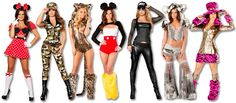 Happy Halloween from Sexy Wear Avenue!