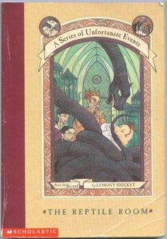 The Reptile Room (A Series of Unfortunate Events, Book 2) by Lemony Snicket,http://www.amazon.com/dp/0439206480/ref=cm_sw_r_pi_dp_uYnPsb1A6R2YZV33