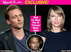 Taylor Swift: Tom Hiddleston Thinks Kanye West Is 'Classless' After His 'Famous'Video
