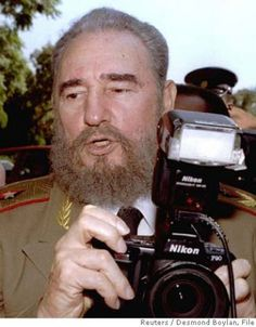 Nikon will stop making most of its film cameras / Company shifts focus to market digital products Classic Photography, Photography Gear, Camera Nikon, Film Camera, Classic Camera, Camera Obscura, Fidel Castro, Taking Pictures, Cool Kids