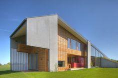 Atriumhaus am Waldrand / Kleboth Lindinger Dollnig