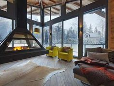 Stunning Contempory Ski Chalet in Chamonix France