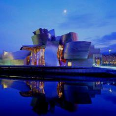 Frank Gehry - Bilbao Guggenheim