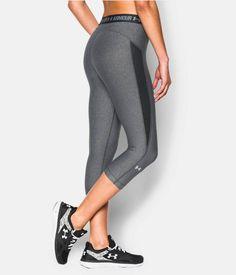 UA CoolSwitch Capris Workout Clothes | Shop @ FitnessApparelExpress.com