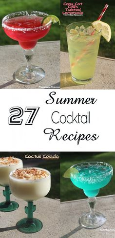 These summer cocktail recipes are perfect for a hot summer day. Purple Cocktails, Fun Cocktails, Summer Drinks, Cocktail Drinks, Fun Drinks, Cocktail Recipes, Alcoholic Drinks, Drambuie Cocktails, Rumchata Cocktails