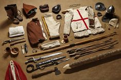 Fighting Archer, Battle of Agincourt, 1415 Armadura Medieval, Medieval Archer, Medieval Fantasy, Battle Of Agincourt, Medieval Weapons, British Soldier, Arm Armor, 11th Century, World War One