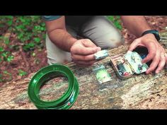 Fishing Gear for Your Survival Kit http://rethinksurvival.com/fishing-gear-for-your-survival-kit-video/