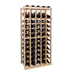 Vintner Series Wine Rack - 5 Column Individual w/Display - Wine Enthusiast