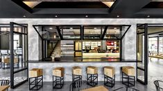 Goody's Burger House by Chadios+Associates, Athens – Greece » Retail Design Blog