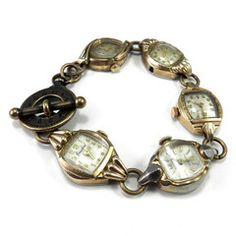 Clockwork Jewelry | Compass Rose Design Jewelry