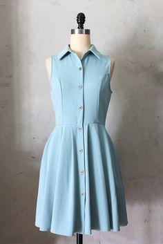 Mona Dress in Basil $34
