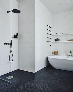 """528 gilla-markeringar, 4 kommentarer - S T I L T J E (@stiltje.se) på Instagram: """"Fishscale tiles. So cool. We still have this kind of tiles avalible on SALE in dark and light grey.…"""""""
