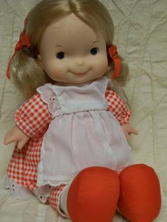 Vintage Fisher Price MARY Lapsitter Doll by FabVintageEstates