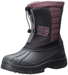 DC Squamish Youth Snow Boarding Shoe (Little Kid/Big Kid) * Learn more by visiting the image link.