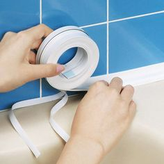 Kitchen Bathroom Wall Sealing Tape Waterproof Mold Proof Adhesive Tape