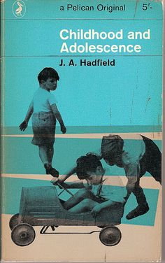 Childhood and Adolescence - Pelican book cover by Covers etc, via Flickr