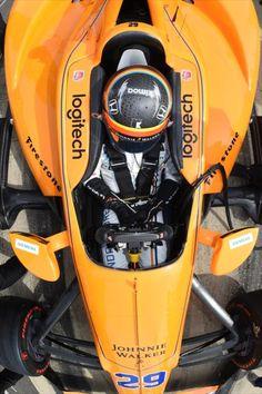 Fernando Alonso #MclarenHondaAndretti IndyCar Series Photo Gallery