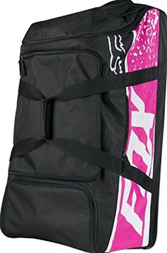 b60011d966 Fox Racing Shuttle 180 Divizion Sports Gear Bag Pink   One Size     For