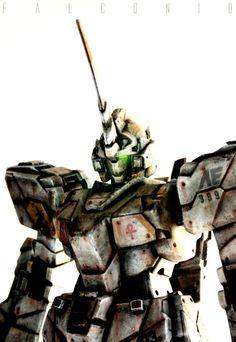Unicorn Gundam by AngeloFalconio on DeviantArt Unicorn Gundam, Gundam Art, Gundam Model, Me Me Me Anime, Fan Art, Deviantart, Robots, Poster, Photography