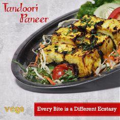 Great Taste Straight from the Tandoor! #Vega #Tandoori #Delicious #Delhifood #Delhitrend #winter #december #foodporn #foodie #Tikka #dineto #dineout