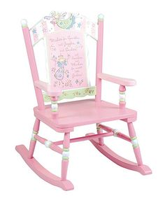 Another great find on #zulily! Fairy Wishes Rocker by Levels of Discovery #zulilyfinds