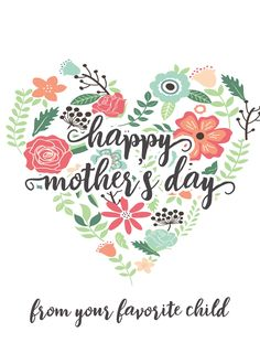 Happy Mothers Day Messages to celebrate your mom and let her know she's the best! Grab these free printab Happy Mothers Day Messages to celebrate your mom and let her know she's the best! Grab these free printable Mother's Day cards to make your . Happy Mothers Day Messages, Mothers Day Decor, Mother Day Message, Happy Mother Day Quotes, Mother Day Wishes, Mothers Day Crafts, Mother Day Gifts, Happy Mothers Day Mom, Father's Day