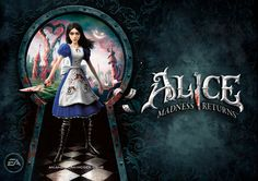 Mádor gamer: Alice. Madness Return