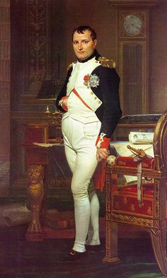 June 18, 1815, Napoleon is defeated by British and Prussian troops at the Battle of Waterloo in Belgium.