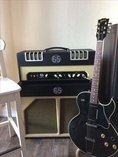 65 Amps Producer EL34. Gibson Es-135