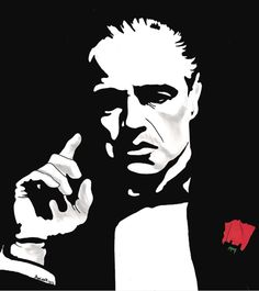 Marlon Brando, in the title role, is Vito Corleone (born Vito Andolini), the Don of the Corleone crime family. A native Sicilian, he is married to Carmela Corleone and the father of Tom (adoptive), Sonny, Fredo, Michael, and Connie. The Godfather is a 1972 American crime film directed by Francis Ford Coppola