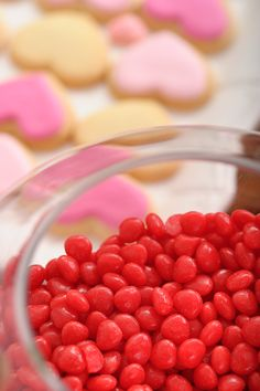 hearts #SweetTable