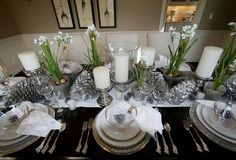 25 Stunning Christmas Centerpiece IdeasChristmas is just around the corner and the house decorating will never be complete without the centerpiece. There may be abundance of food but without the centerpiece, it just isn't right. Centerpieces make your table setting coherent and help set…