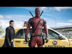 Deadpool | X Gon' Give It To Ya - (Music Video HD) - YouTube