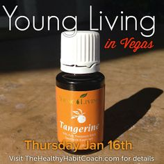 Young Living Essential Oils in Las Vegas - Jan 16th 2014 - 7-9pm - http://www.meetup.com/HealthyHabitsLasVegas/events/158959082/