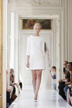 Wedding dress inspiration ~ Delphine Manivet 2013