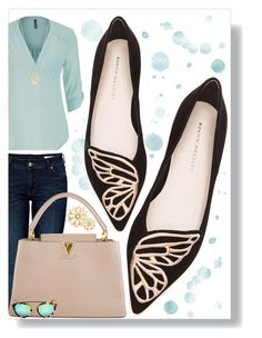 #12 by alzbeta-zlochova on Polyvore featuring polyvore, fashion, style, maurices, Anine Bing, Sophia Webster, Louis Vuitton and Forever 21