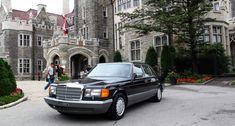 Durch Toronto im Chefsessel des Mercedes-Benz 420 SEL: Check ✓ Mercedes W126, Mercedes Benz Cars, Toronto, Driver, Classic Mercedes, Limousine, Classic Cars, Friends, Photos