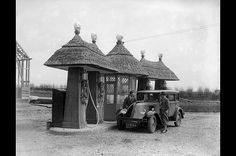 Gas Stations Through the Years - Photo Essays
