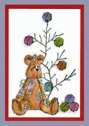 Patch Yarn Tree