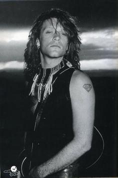 Jon Bon Jovi 1990