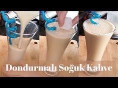 Dondurmalı Soğuk Kahve Tarifi - Naciye Kesici - Yemek Tarifleri - YouTube