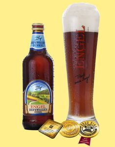 Engel gold cerveja