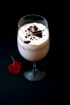 Retro hot cocoa