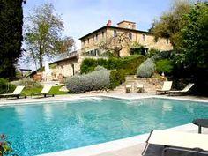 To rent an italian villa for a week!
