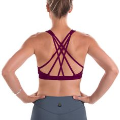 Introducing the AURORA3, we're giving you more to roar about than ever. We've stepped up our game. We've gone completely Recycled, plus new Lycra Xtra Life, she's an even tougher, stronger, and better AURORA Sports Bra. Durable Lightweight, fast-drying Italian Recycled Polyamide provides expert moisture control. Removable bra pads to hide nipples and give a little more confidence in your active pursuits. Pressure distributing 'no-dig' shoulder straps for all day comfort on those climbing…