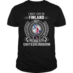 I may live in FINLAND but I was made in United kingdom, Just get yours HERE ==> https://www.sunfrog.com/LifeStyle/I-may-live-in-FINLAND-but-I-was-made-in-United-kingdom-Black-Guys.html?id=47756 #christmasgifts #xmasgifts #unitedkingdom