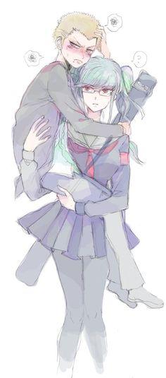 Fuyuhiko and Peko
