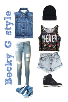 Becky G style