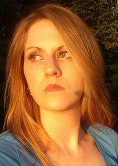 Evening Sun Self Portrait
